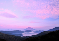 Sunrise from Daikan'yama Stock photo [1585256] Mt.