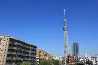 Tokyo Sky Tree Stock photo [1586002] Sky
