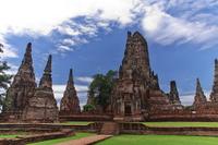 Ayutthaya ruins Stock photo [1586109] Remains