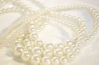 Pearl necklace Stock photo [1587057] Pearl