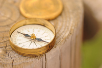 Compass Stock photo [1588375] Compass