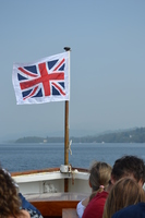 British pleasure boat Stock photo [1588379] United