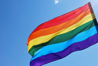 Rainbow flag Stock photo [1588436] Flag