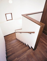Residential stair-despised Stock photo [1588877] House