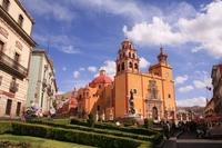 Streets of the world heritage Guanajuato Stock photo [1589458] Guanajuato