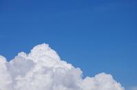 Summer sky Stock photo [1589731] Summer