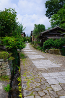 Magome-juku Stock photo [1589865] Gifu