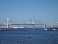 Yokohama Bay Bridge Stock photo [1589983] Yokohama