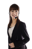 Operator Stock photo [1590298] Business