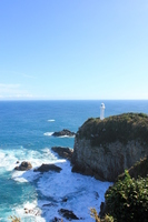 Ashizuri Cape Stock photo [1592107] Lighthouse