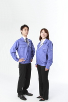 Work clothes, men and women Stock photo [1595904] Person