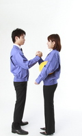 Work clothes, men and women Stock photo [1595906] Person