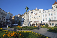 Porutajen Square Stock photo [1686123] Coimbra