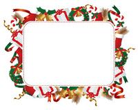 Christmas decoration card [1688410] Christmas