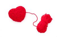 Yarn of Heart Stock photo [1690573] Hart