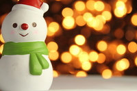 Snowman Stock photo [1692031] Christmas