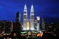Petronas Twin Towers Stock photo [1693249] Petronas