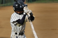 Batting Stock photo [1693648] Baseball