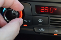 Cooling set temperature for energy saving Stock photo [1693693] Cooling
