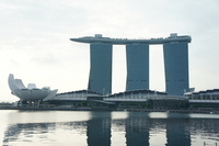 Marina Bay Sands Stock photo [1693879] Marina