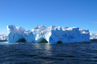 Antarctic iceberg Stock photo [1694408] Landscape