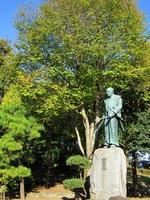 Musashizuka park of Miyamoto Musashi Kyushu