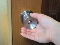 Doorknob and hand Stock photo [1696556] Doorknob