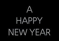 Beginning of the year of rhinestone [1696992] New