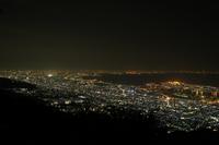 Mt. night view Stock photo [1698595] Kobe