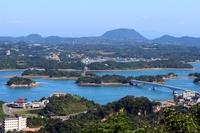Prospects of Matsushima Amakusa landscape from SenIwaoyama Stock photo [1771499] SenIwaoyama