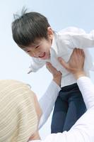 Parent-child Stock photo [1866235] Child