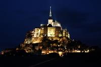 Le Mont Saint Michel Stock photo [1868935] France