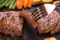 Sirloin steak Stock photo [1869448] Sirloin