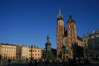 Krakow Old Town Square Stock photo [1876824] Krakow