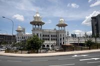 Kuala Lumpur Railway Station Stock photo [1980748] Kuala