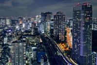 Night view of Tokyo Stock photo [1987492] Night