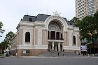 Ho Chi Minh City Municipal Theater Stock photo [1988930] Ho
