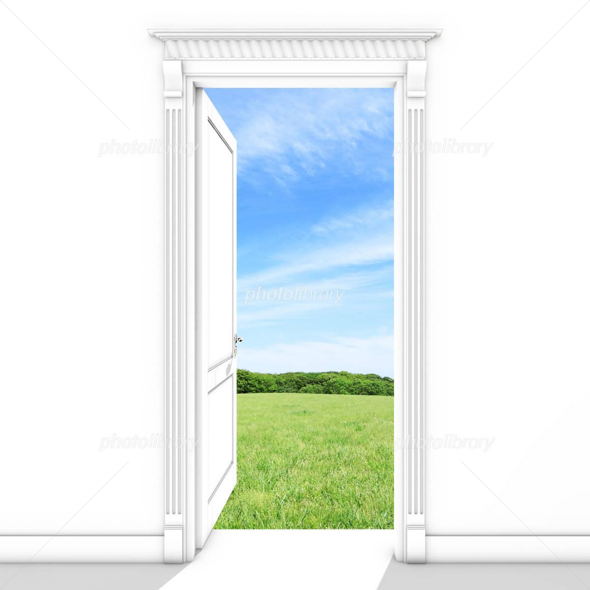 ドア イラスト素材 2094118 フォトライブラリー Photolibrary