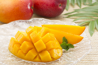 Mango Stock photo [2083276] Apple