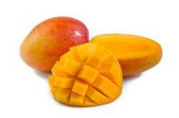 Stock Photos of cut apple mango Stock photo [2083421] Apple