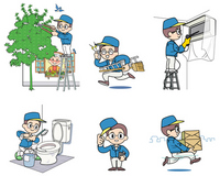 Handyman set [2084061] Handyman