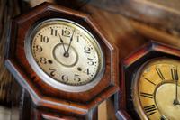 Wall clock Stock photo [2088266] Wall