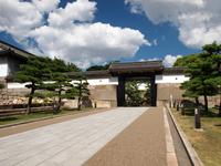 Osaka Castle, Otemon Stock photo [2088359] Osaka