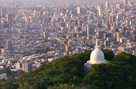 Dusk of Sapporo city Stock photo [2089210] Tower