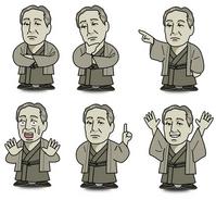 Fukuzawa Yukichi set [2090402] Man