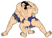 Ukiyo-e-sumo [2090889] Person