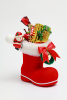 Christmas boots Stock photo [2092472] Christmas