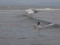 Paddle surfing Stock photo [2092925] Paddle