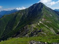 Kitadake summer Stock photo [2096300] Mountain