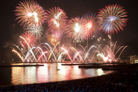 Atami of fireworks Stock photo [2096671] Fireworks